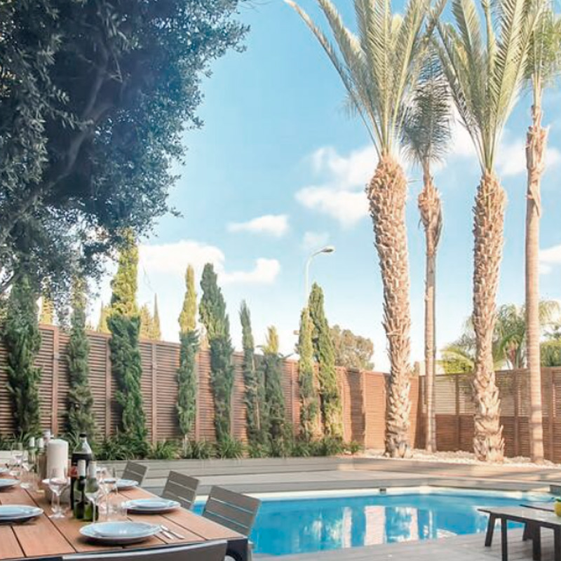 Villa with Pool in Herzliya